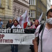 Demo gegen zunehmende (Militär)Kooperation mit Israel