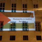 Gerechtigkeit für Palästina