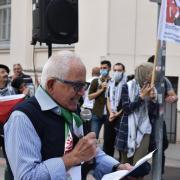 Sami Ayad, Palästinensische Gemeinde