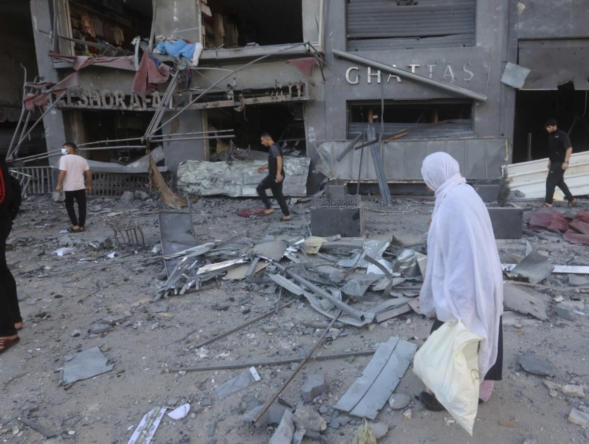 Krieg gegen Palästina!