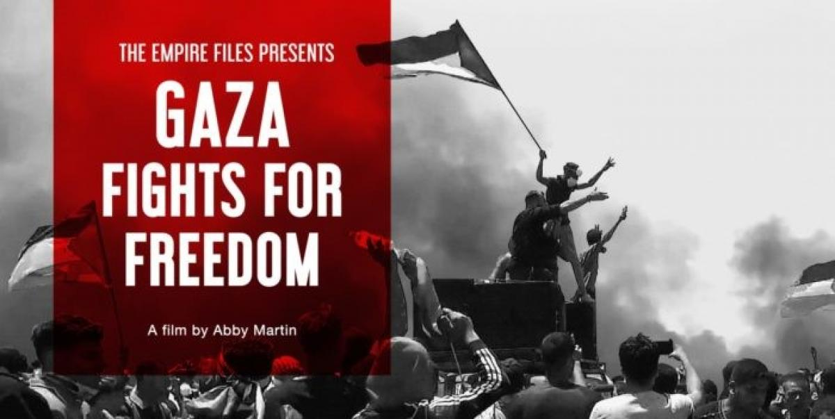 Gaza fights for freedom