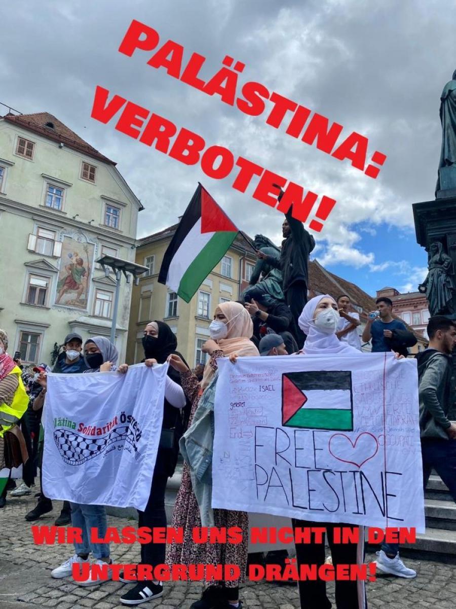 Kurz verbietet Friedensaktivismus